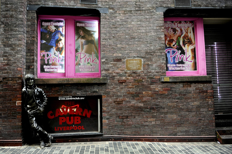 The Cavern Wall Of Fame