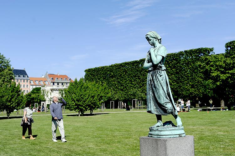 Diverse bilder fra København søndag 09.06.2013.FOTO: JOAKIM S. ENGER