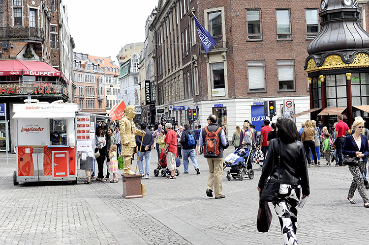 Diverse bilder fra København søndag 09.06.2013. FOTO: JOAKIM S. ENGER