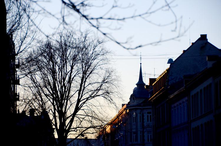 Oslo 12.01.2013. Ved St.Hanshaugen krysset. FOTO: JOAKIM S. ENGER