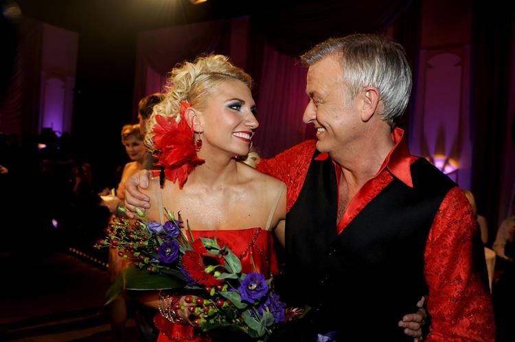 Hallvard og Alexandra ble nummer tre i årets skal vi danse på TV2.